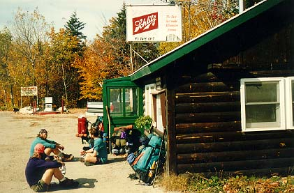 The General Store At Abol Bridge