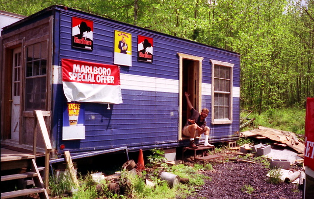 The Bunkhouse At Mountain Mama's Kuntry Kitchen