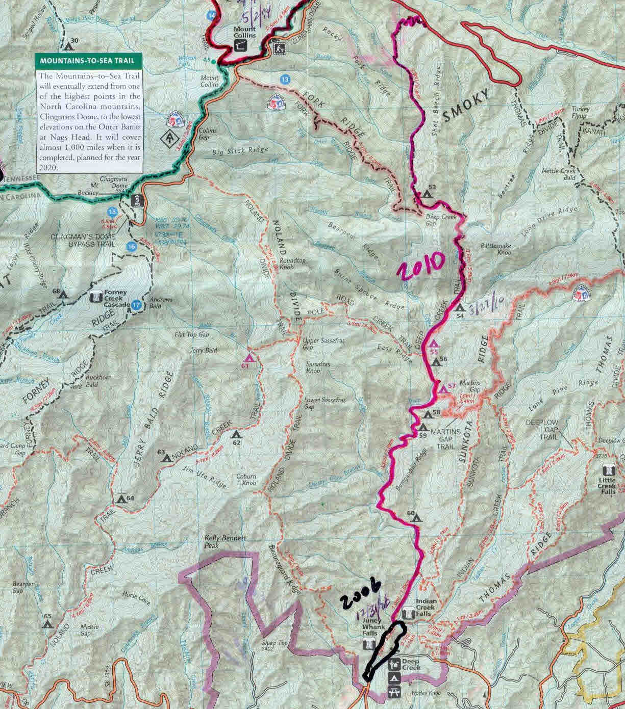 GREAT SMOKY MOUNTAINS - DEEP CREEK | n2backng.com on