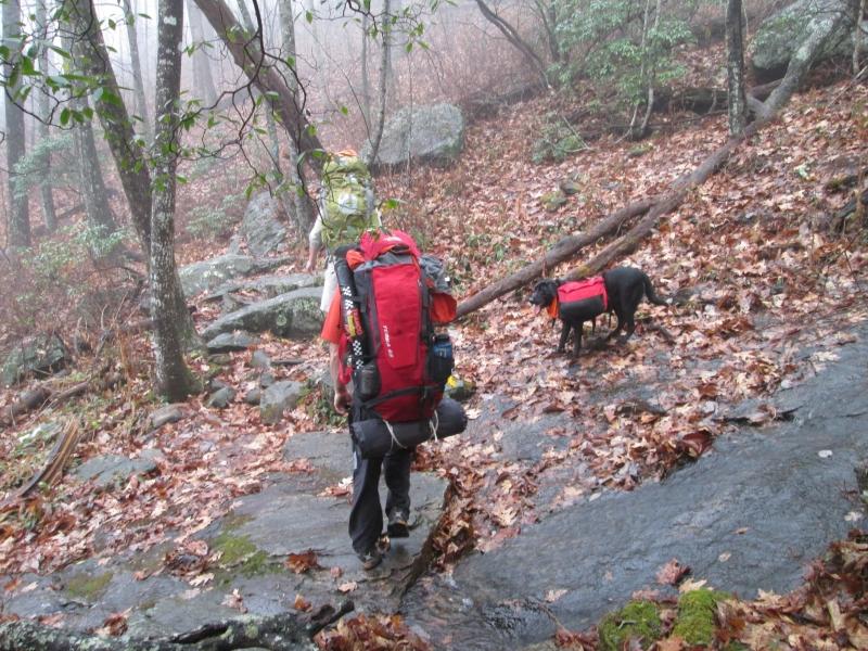 Hiking The Freeman Trail