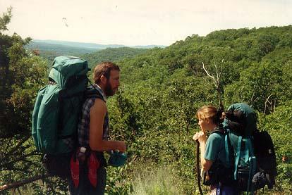 Appalachian Trail Nj Ny Border To Ny Ct Border Photos August 4 1994 N2backpacking