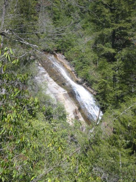 BEARWALLOW FALLS