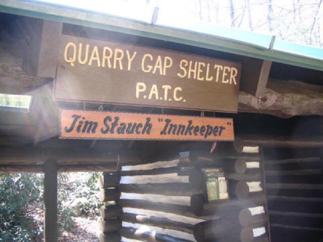 QUARRY GAP SHELTERS