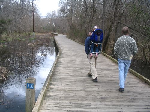 The Boardwalk At Mile 1.0