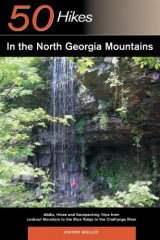 50 Hikes In North Georgia