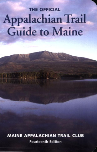 Guidebook To The Appalachian Trail In Maine