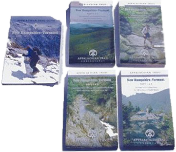 Appalachian Trail Conservancy - Appalachian Trail Map Set 2 - New Hampshire and Vermont