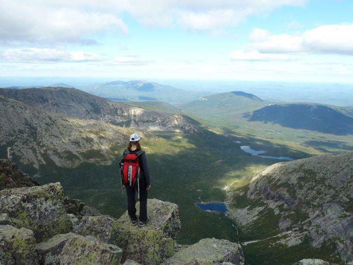 Summit of Katahdin
