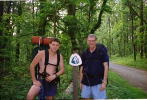 The Appalachian Trail w/ Dad