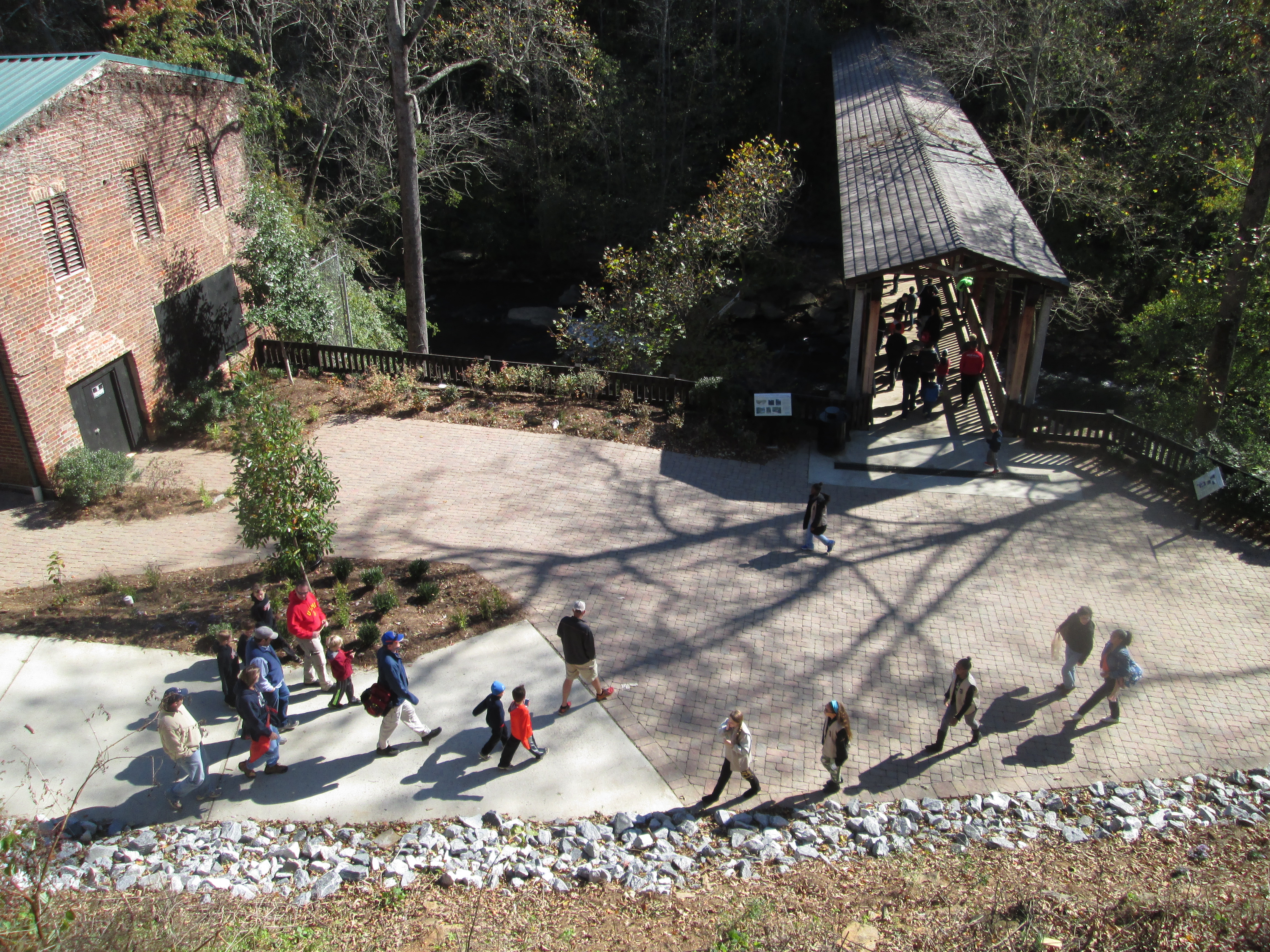 trail mill machine