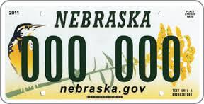 nebraska-plate