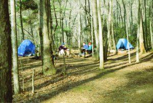 Gooch Gap Campsite