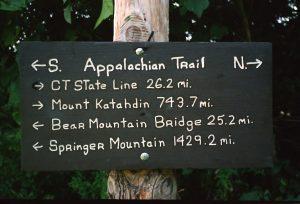 Appalachian Trail in New York