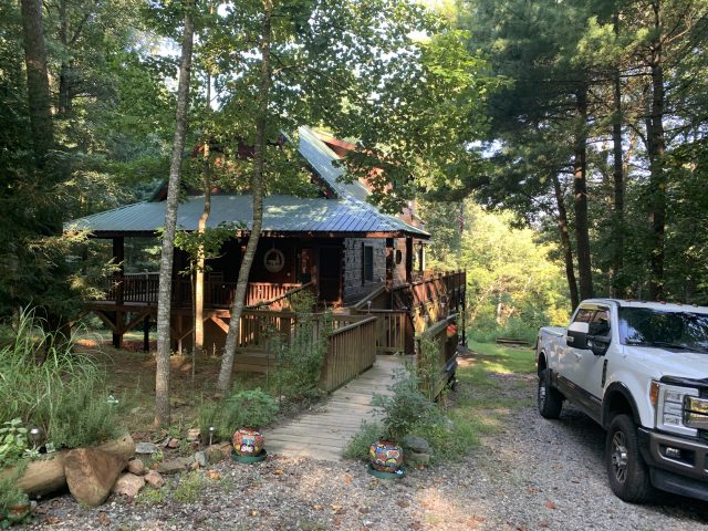 Roger's Mountain House - Hays, N.C.